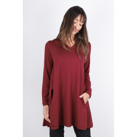 Masai Clothing Grizel Tunic - Purple