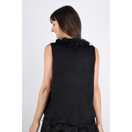 Masai Clothing Emilia Top - Black