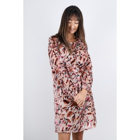 Masai Clothing Glenys Dress - Pink