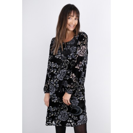 Masai Clothing Glenys Dress - Black