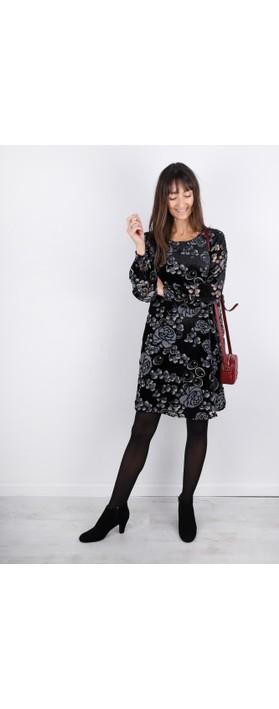 Masai Clothing Glenys Dress Black