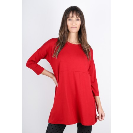 Masai Clothing Binne Tunic - Red