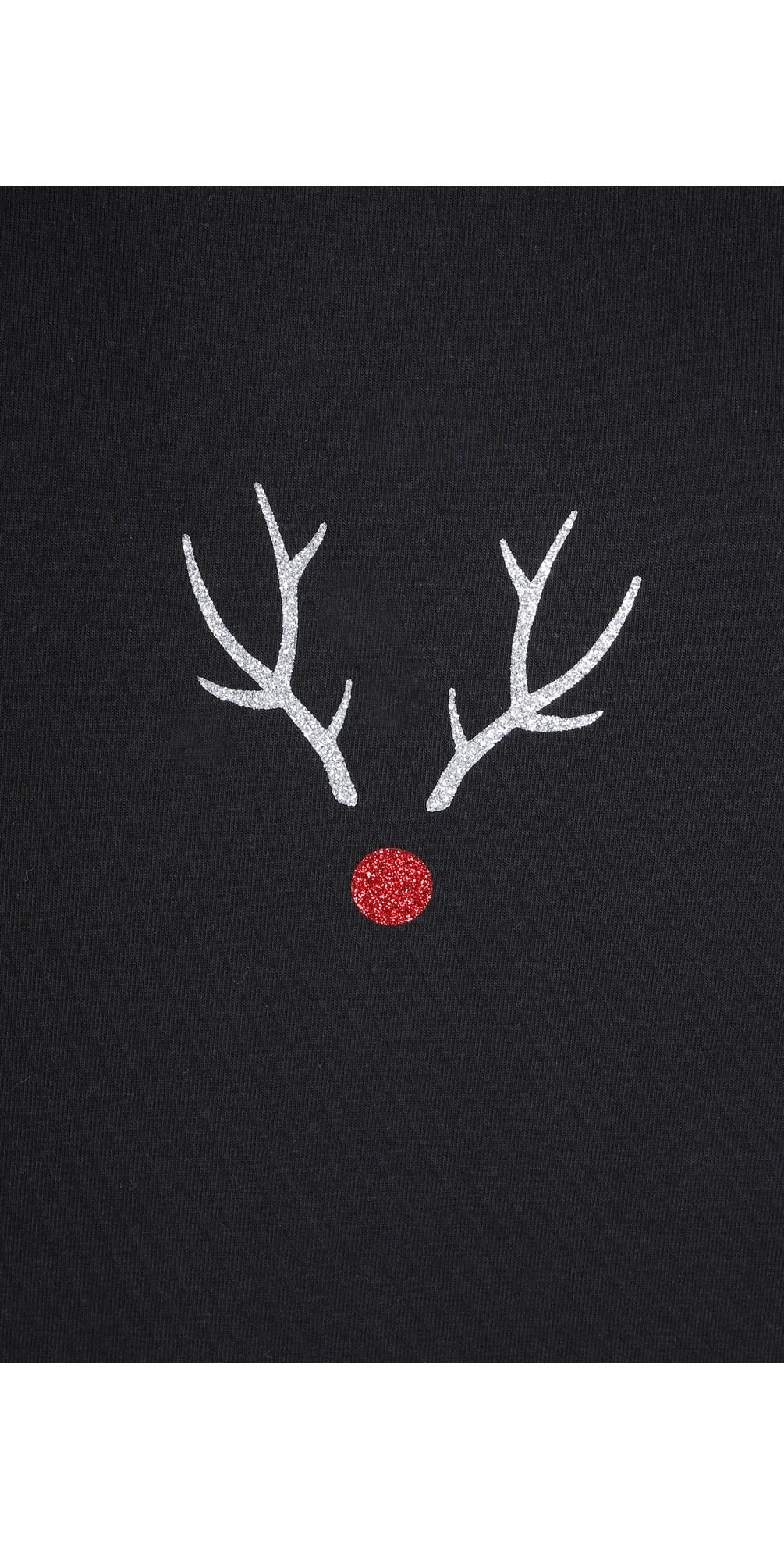 Tasha Reindeer Top main image