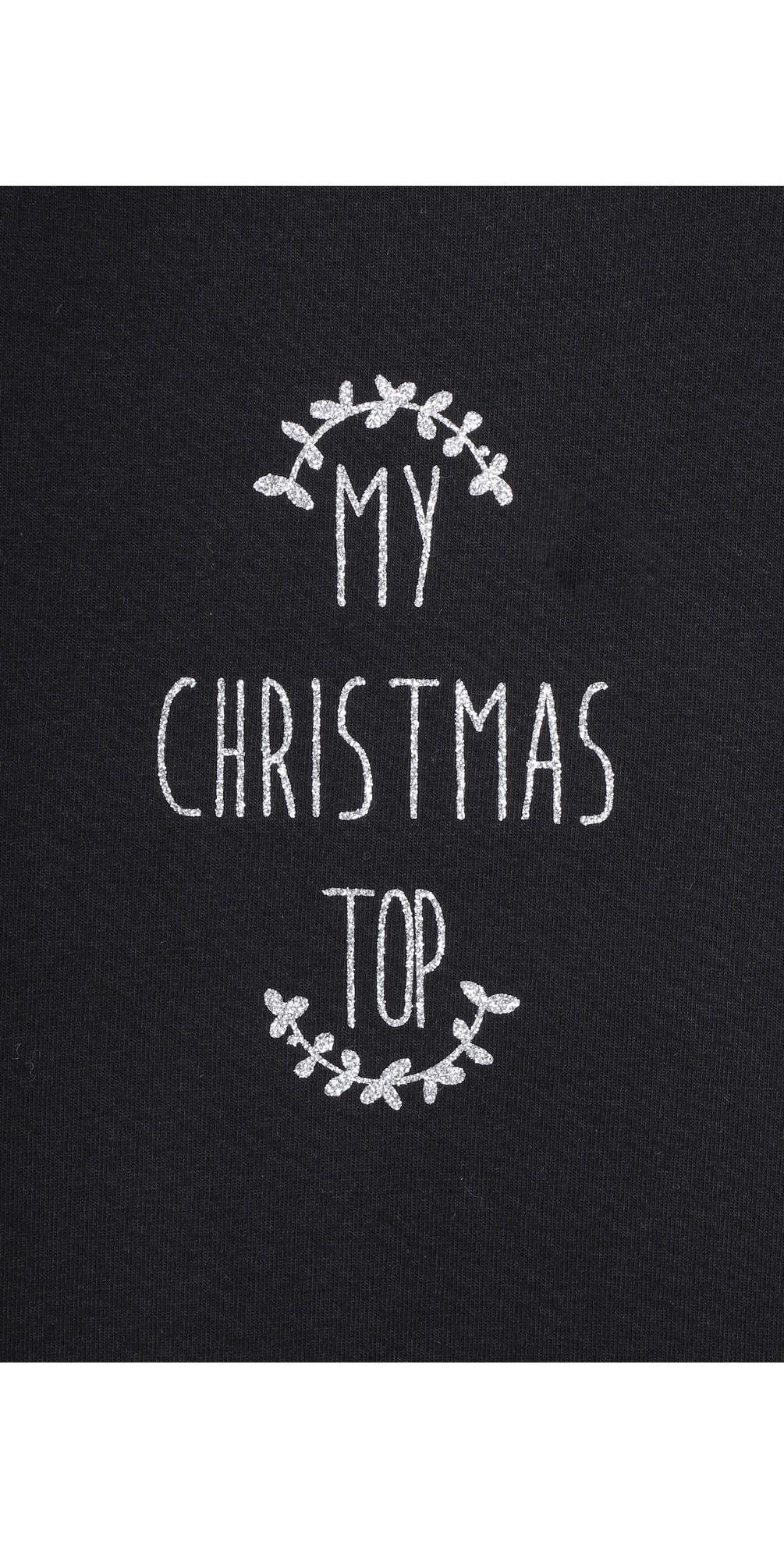 Tasha My Christmas Top main image