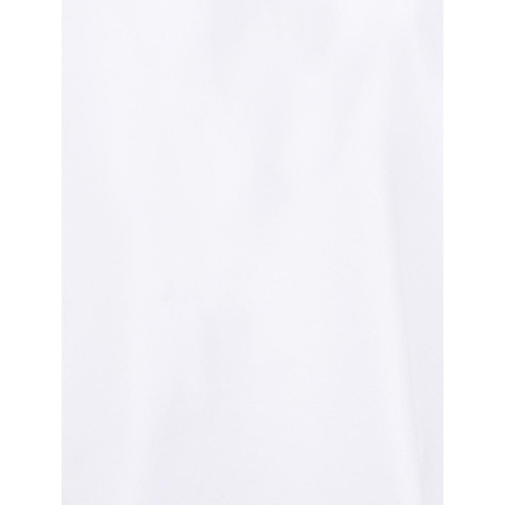 Chalk Robyn Plain Jersey Top White