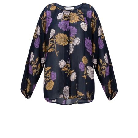 Masai Clothing Iria Blouse - Purple