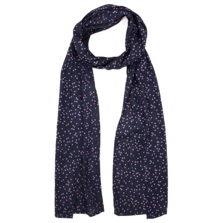 Masai Clothing Along Spot Scarf - Purple