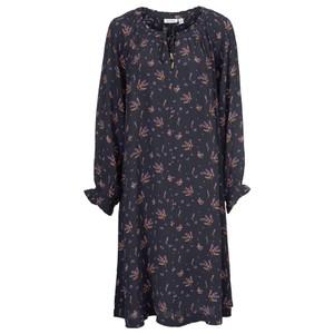 Masai Clothing Noga  Spot and Floral Dress