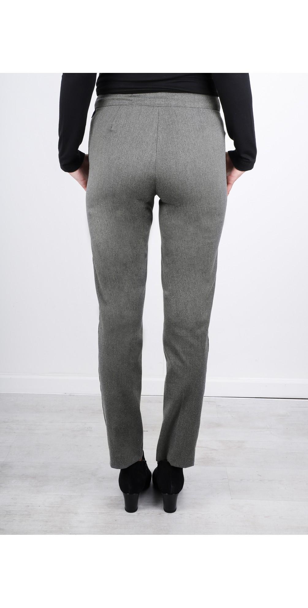 Smart Side Stripe Full Length Trouser main image
