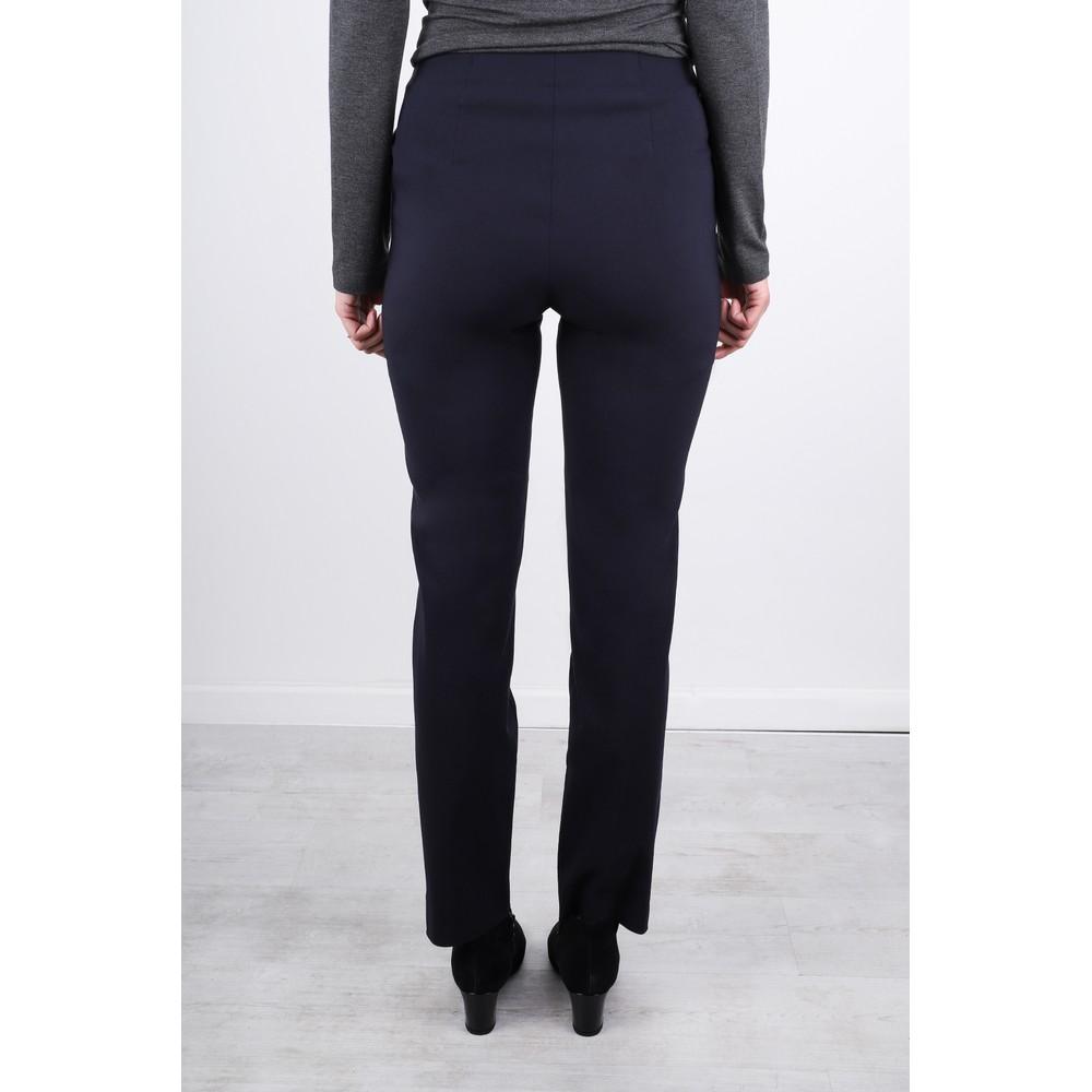 Robell Mimi Navy 75cm Zip Pocket Trouser Navy 69