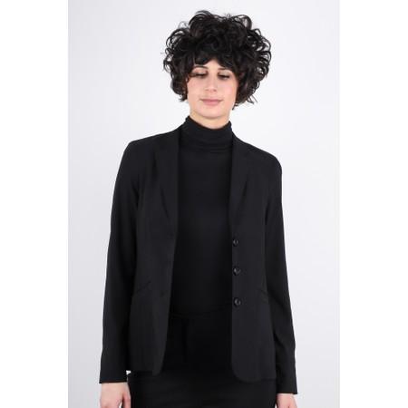 Robell  Emilia Fitted Jacket - Black