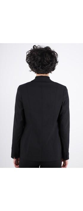 Robell Emilia Fitted Jacket Black 90