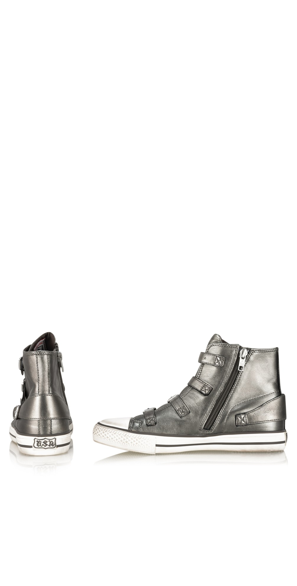 Virgin Moonstone Leather Buckle Trainers main image