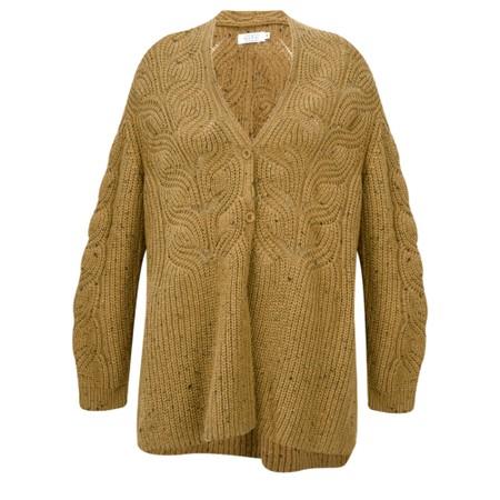 Masai Clothing Luce Cardigan - Brown