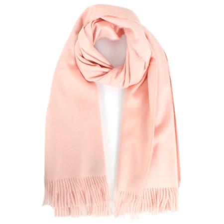 Gemini Label  Florrie Scarf - Pink