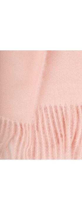 Gemini Label  Florrie Scarf Baby Pink