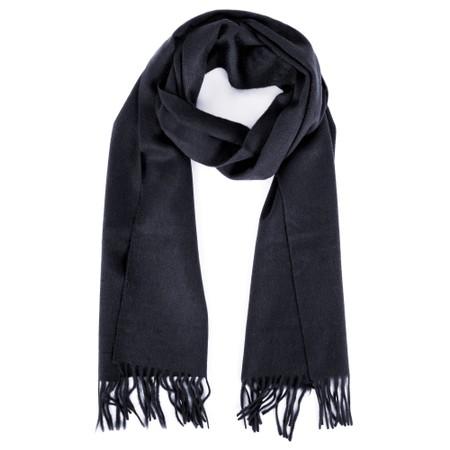 Gemini Label Accessories Finola Pure Cashmere Scarf - Blue
