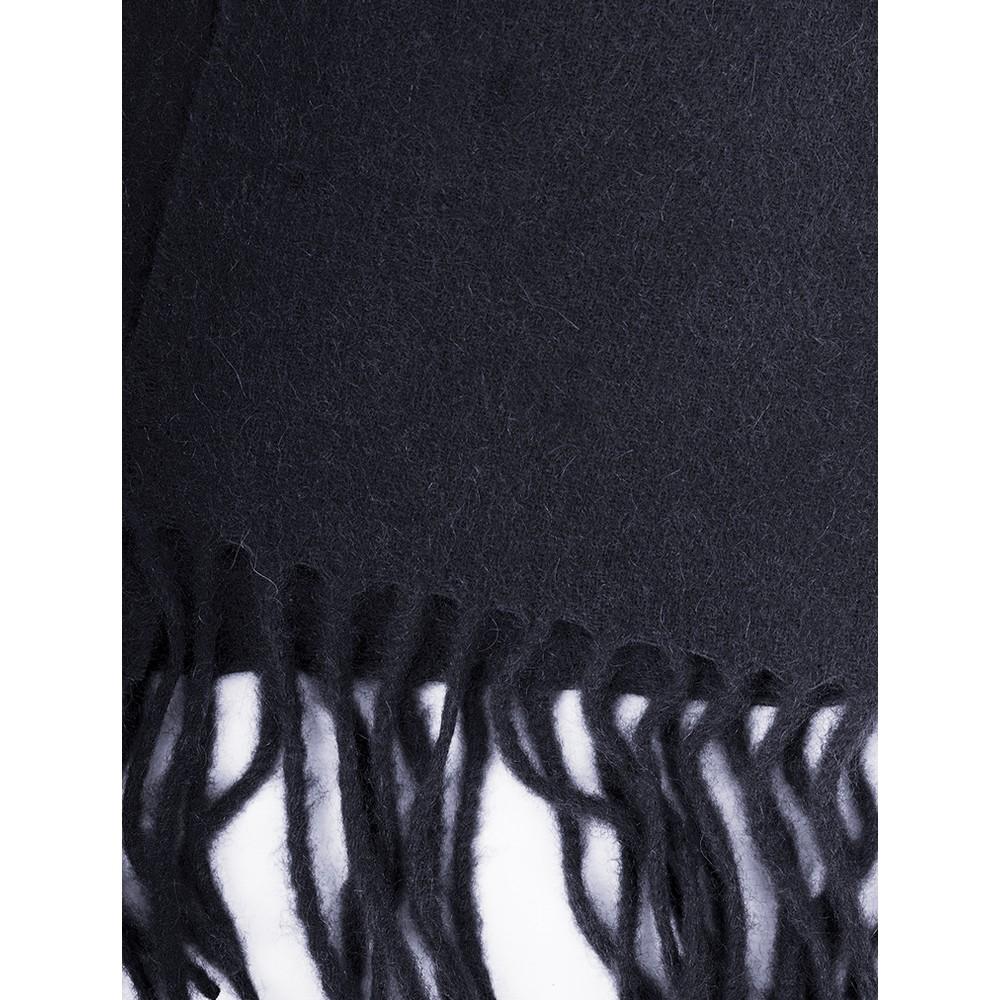 Gemini Label Accessories Finola Pure Cashmere Scarf Navy