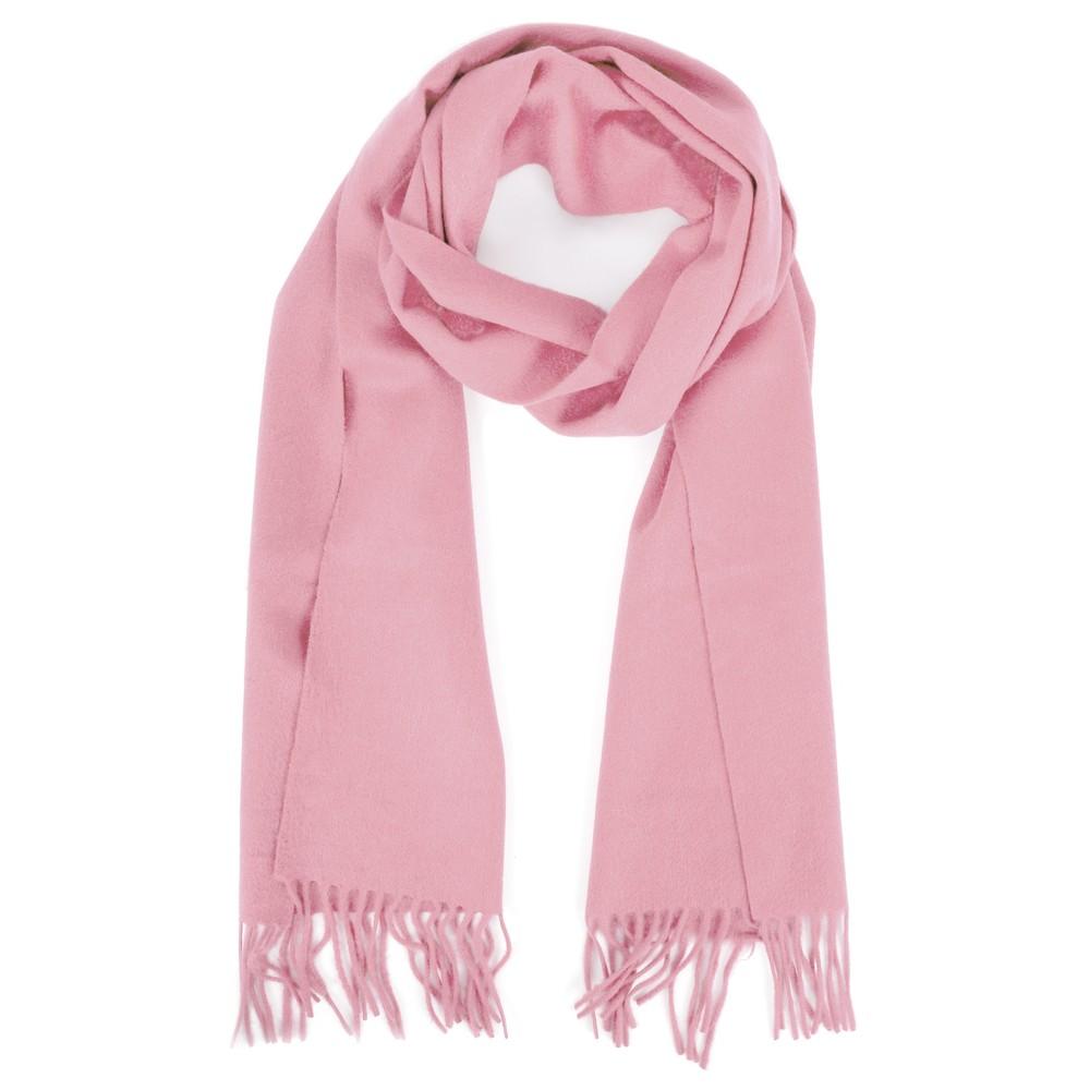 Gemini Label  Finola Pure Cashmere Scarf Pale Pink