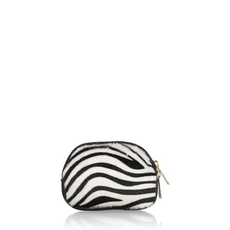 Gemini Label  Jessie Animali Coin Purse - Black