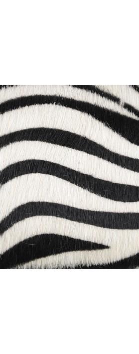 Gemini Label  Jessie Animali Coin Purse Zebra