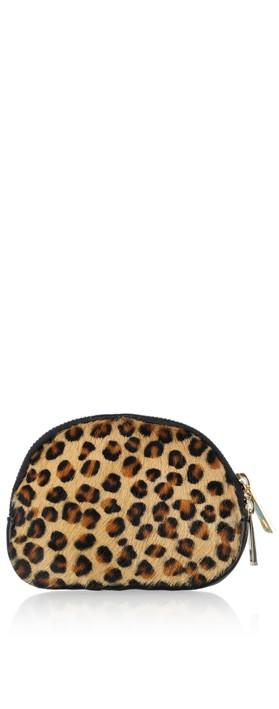 Gemini Label Accessories Jessie Animali Coin Purse Jaguar