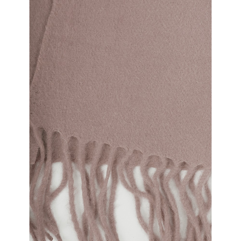 Gemini Label  Finola Pure Cashmere Scarf SmokeRose
