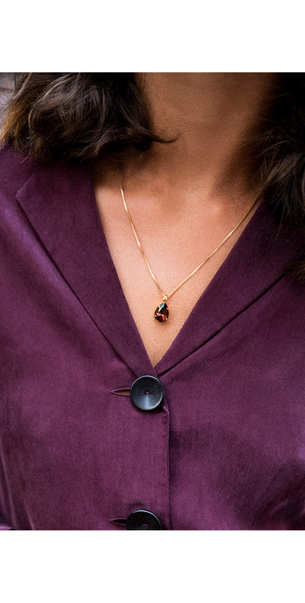 Mini Drop Necklace  main image