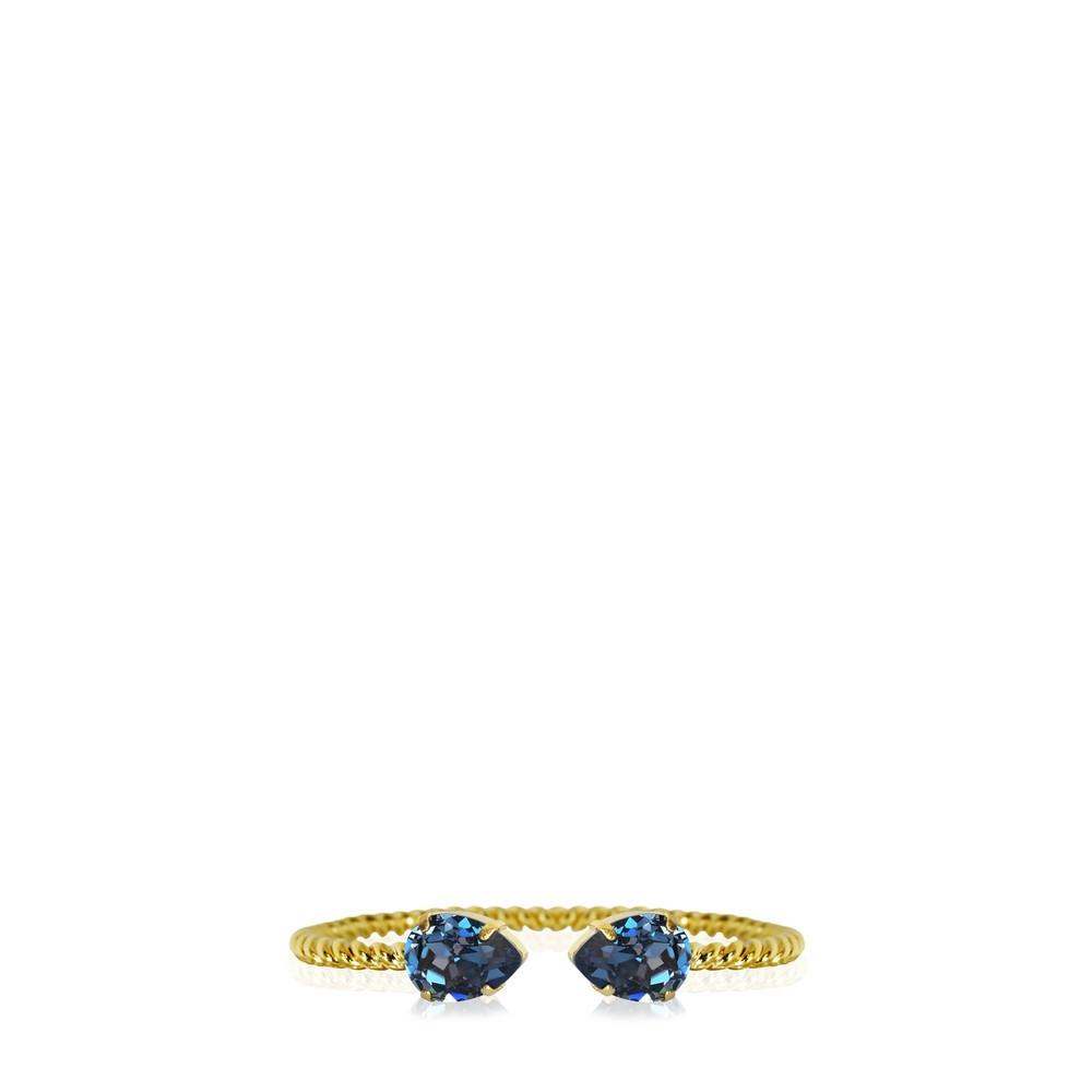 Caroline Svedbom Mini Drop Bracelet Montana / Gold