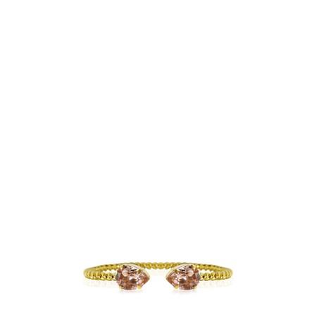 Caroline Svedbom Mini Drop Bracelet - Pink
