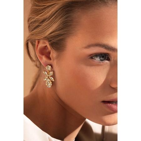 Caroline Svedbom Mini Dione Earring - Gold