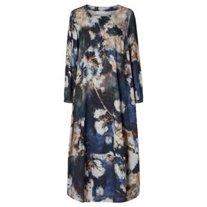 Sahara Japanese Blossom Print Dress
