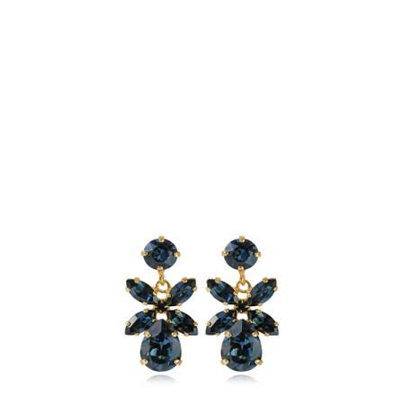Caroline Svedbom Mini Dione Earring - Blue