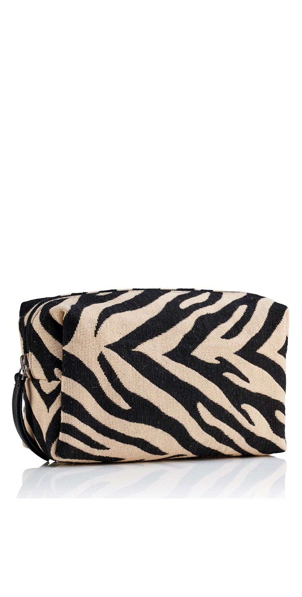 Animal Print Make-Up Bag main image