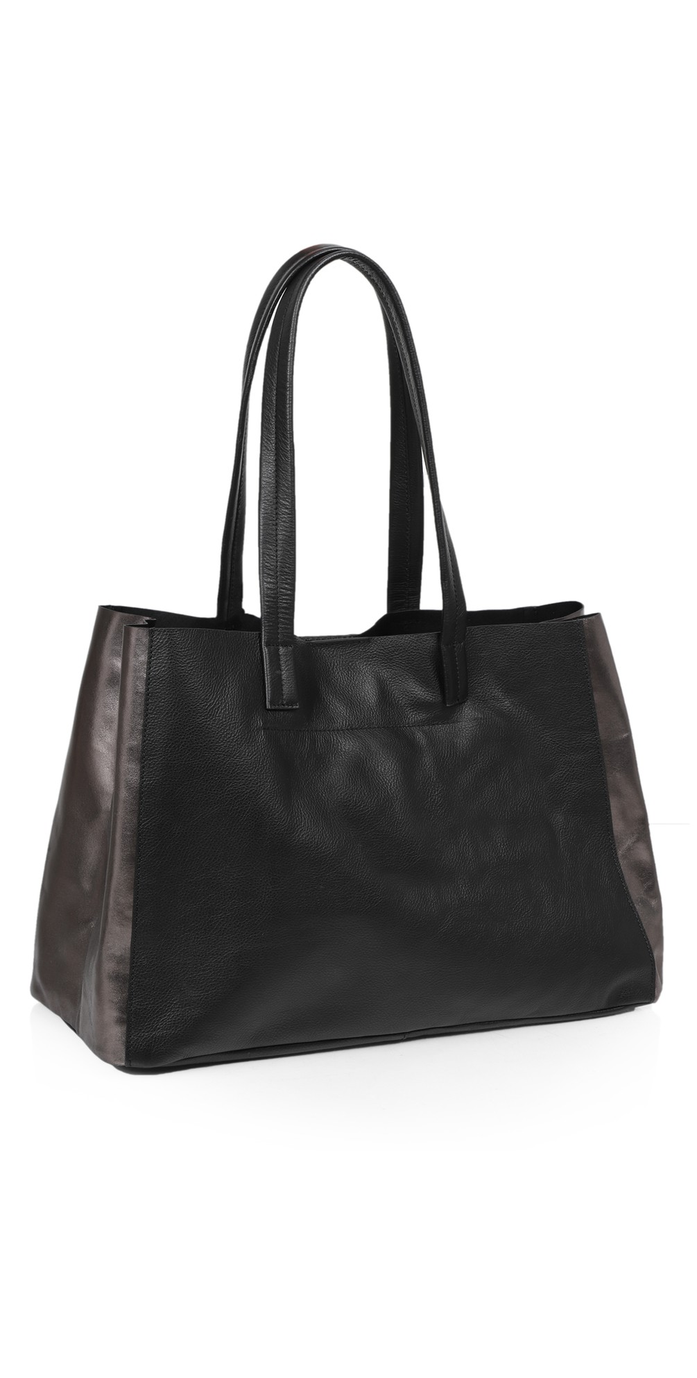 Large Leather Tote main image