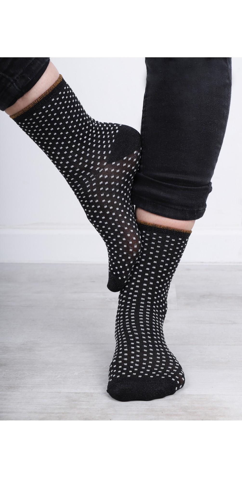 Dina Small Dots Socks main image
