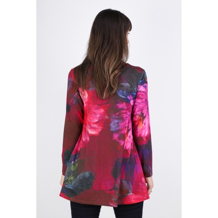 Sahara Posy Print Tunic - Multicoloured