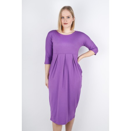 Masai Clothing Nimma Dress - Purple