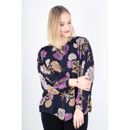 Masai Clothing Iria Blouse - Purple