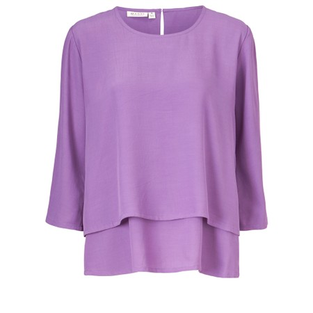 Masai Clothing Brynhild Top - Purple
