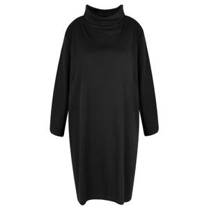 BY BASICS Maya Roll Neck EasyFit Dress