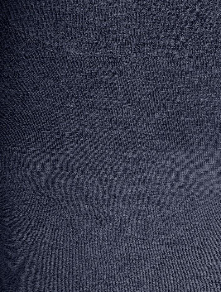Mette Three Quarter Sleeve Blusbar Merino Top main image