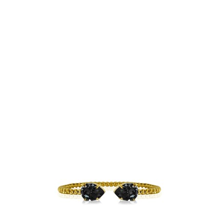Caroline Svedbom Mini Drop Bracelet - Grey