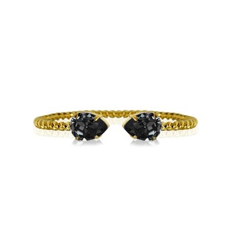 Caroline Svedbom Mini Drop Bracelet - Grey