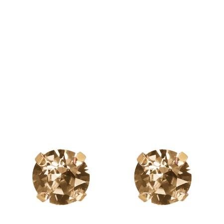 Caroline Svedbom Classic Stud Earring - Gold