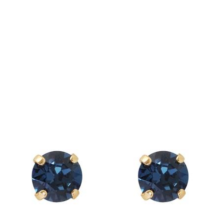 Caroline Svedbom Classic Stud Earring - Blue