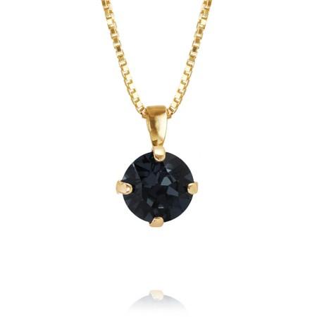 Caroline Svedbom Classic Petite Necklace - Grey