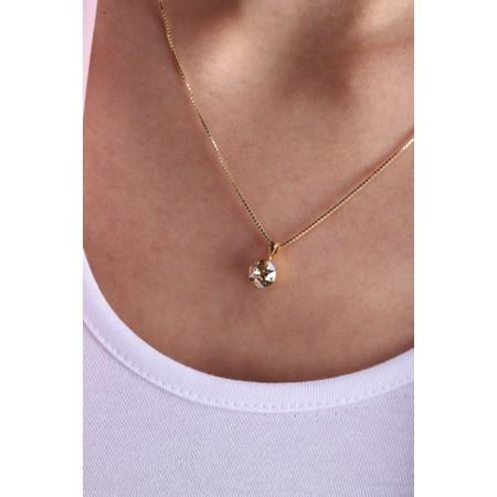 Caroline Svedbom Classic Petite Necklace - Gold