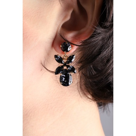 Caroline Svedbom Mini Dione Earring - Grey