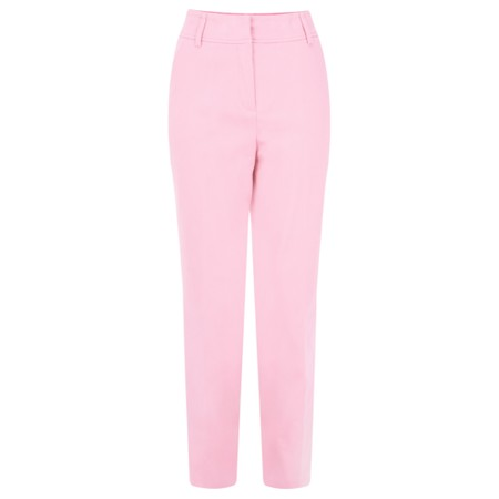 Robell  Patricia 7/8 Tailored Cropped Trouser - Pink